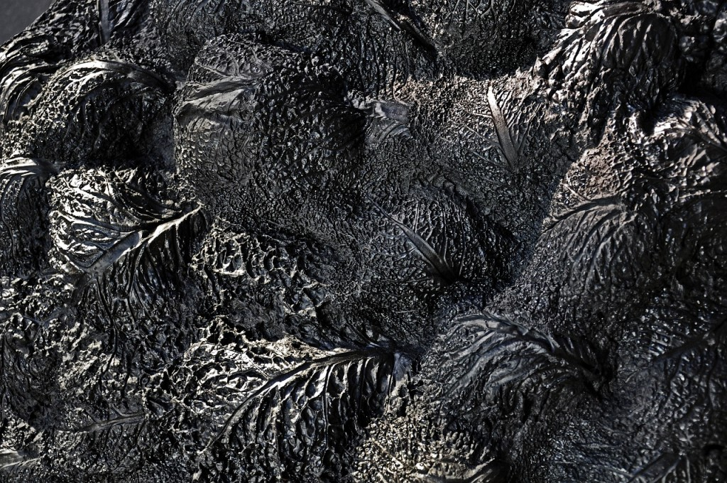 'MEM', 2012, Polyurethan, pigmentierters Reinacrylat, 110x100x70 cm
